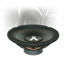 """Vonyx Black 10"""" Inch 500w Speaker Driver 8 Ohm DJ PA Spare Replacement Chassis"""