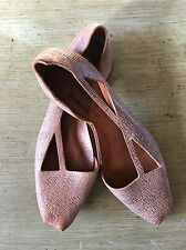 Cydwoq Women's Prospect Vintage Shoe Sandal Handmade Leather 38.5/8.5 EUC