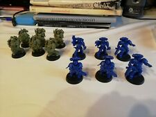 LOT 12 FIGURINES Warhammer 40,000 Conquest - ALTAYA