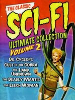 The Classic Sci-Fi Ultimate Collection: Volume 2 [New DVD]