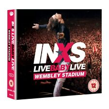 INXS: Live Baby, Live (with Audio CD) [Blu-ray]