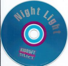 Night Light by Kidsoft Cd fun learning vintage Software for kids early education