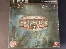 BIOSHOCK 2 EDITION SPECIALE COLLECTOR / LIMITEE PLAYSTATION 3 - PS3 -  JEU NEUF