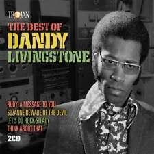 Dandy Livingstone - The Best Of Dandy Livingstone NEW x2 CD's Digi Pak