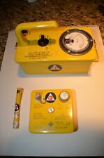 Geiger Counter Dosimeter Charger And Pen Used