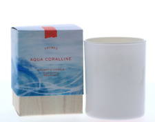 Thymes Aqua Coralline Aromatic Candle, 9 oz