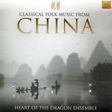 Heart Of The Dragon Ensemble : Classical Folk Music from China CD (2005)