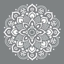 "Americana Decor Stencils-12"" x 12""-Mandala"