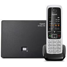 Gigaset C430A GO schwarz Schnurlostelefon VoIP (ALL-IP) mit AB