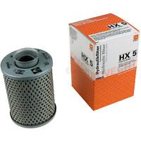 Original MAHLE / KNECHT HX 5 Hydraulikfilter für Automatikgetriebe