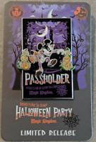 NEW 2019 Disney MNSSHP Mickey's Not So Scary Halloween Party Passholder LR Pin