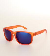Ocean Sunglasses Blu Moon Occhiali da sole Montatura Arancione opaco Lenti