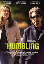 THE HUMBLING DVD 2015 BARRY LEVINSON FILM AL PACINO DIANNE WIEST NEW FREE SHIP