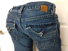 LUCKY BRAND Womens Denim Blue Jeans Size 4/27 Regular Dungarees Mid Rise FJ1E010