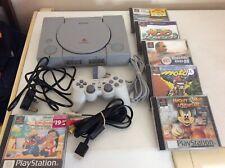 Sony PlayStation Grey Console