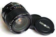 MINOLTA MD ZOOM 35-70mm f3.5 MACRO for mirrorless LEGENDARY LENS japan GREAT