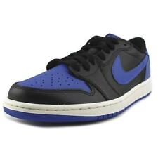 Zapatillas deportivas de hombre Jordan en piel color principal negro