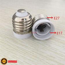 1Pcs E27 To E17 Adapter Converter Lamp Holder Base Socket For E17 LED Light Bulb
