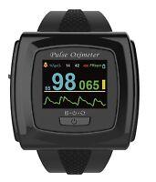 Innovo Bluetooth CMS 50F Plus Oxygen Monitor Wrist Pulse Oximeter O2 SpO2 Meter