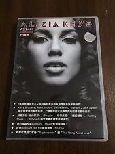 ALICIA KEYS AS I AM CD + POSTER - CHINESE EDITION 2007 SONY BMG EN BUEN ESTADO