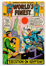 US Silver Age Superman Comics