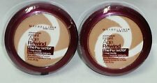 2 Maybelline Instant Age Rewind The Perfector Skin Smoothing Powder DEEP 60