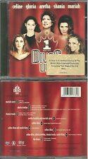 RARE/ CD - DIVAS LIVE avec CELINE DION ARETHA FRANKLIN SHANIA TWAIN MARIAH CAREY