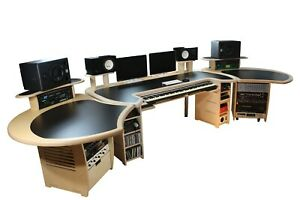 """Music production console / 19"""" rack / Recording & Mixing studio workstation"""
