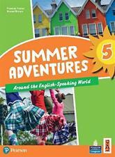 Summer adventures 5. Con Myapp. Con espansione online. Vo... - Foster Frances...