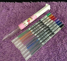 Sanrio Hello Kitty 5in1 Pen + 8 refills Uni-Ball Style Fit Limited Edition Gift