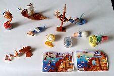 Collezione Sorprese Kinder -  piratelli pz 10 (*) K2
