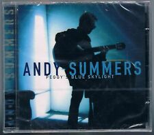 ANDY SUMMERS (THE POLICE) PEGGY'S BLUE SKYLIGTH  CD F.C.  SIGILLATO!!!