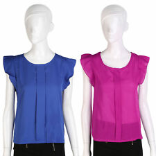 Unbranded Ruffle Tops & Shirts Blouses for Women