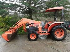 """2009 Kubota L3540 Compact Utility Tractor w/ 72"""" Front End Loader in ON, Canada"""