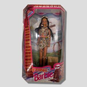 RARE 1994 Mattel Ethnic Barbie #61369 Fantasy Of Ethnic Collection NRFB
