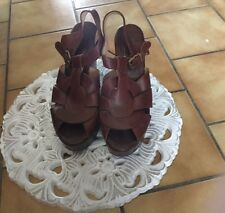 """👠TBE ces Chaussures """"Robert Clergerie """" Pointure 9,5 Ou  40-41F👠"""