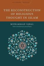 Encountering Traditions: The Reconstruction of Religious Thought in Islam by...