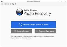 Stellar Phoenix Photo Recovery 8 | Download | Retail