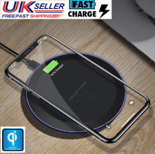 Fast Charging For Samsung Galaxy S20 S10 S9 S8 Qi Wireless Charger Dock Pad Mat