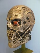 TERMINATOR SALVATION~ Robot ENDOSKELETON Endoskull LATEX MASK (2009) TAAC