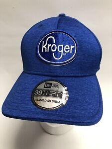 New Era Hat kroger nascar Ricky Stenhouse JTg Racing Cap S/M 39/thirty 👍