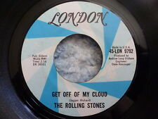 "ROLLING STONES 45 RPM 7"" - Get Off Of My Cloud"