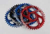 SNAIL Aluminum Alloy MTB Bike Chainring Narrow Chainring for Sram 34/36/38/40T