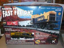 K-LINE SANTA FE FAST FREIGHT DIESEL TRAIN SET  K-1017