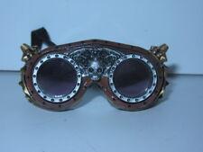 BJD 1/3 Fairyland Feeple65 Steam Age Rho Steampunk Skull Goggles