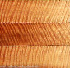 Fiddleback Australian Red Gum Knife Blocks