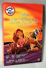 Disney's the Lion King The Game Mini Board Size NOS New Sealed Box