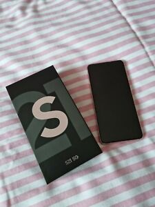 Samsung Galaxy S21,128GB - Phantom Pink, OVP Top!!! Neuwertig!!!
