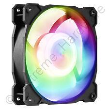 Gelid Solutions Radiant-D Full Colour Programable Digital RGB LED 120mm PWM Fan