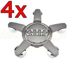 4 x Audi A8 Q7 Cache Jante moyeux Centre roue 77mm 4L0601165D (4L0 601 165 D)